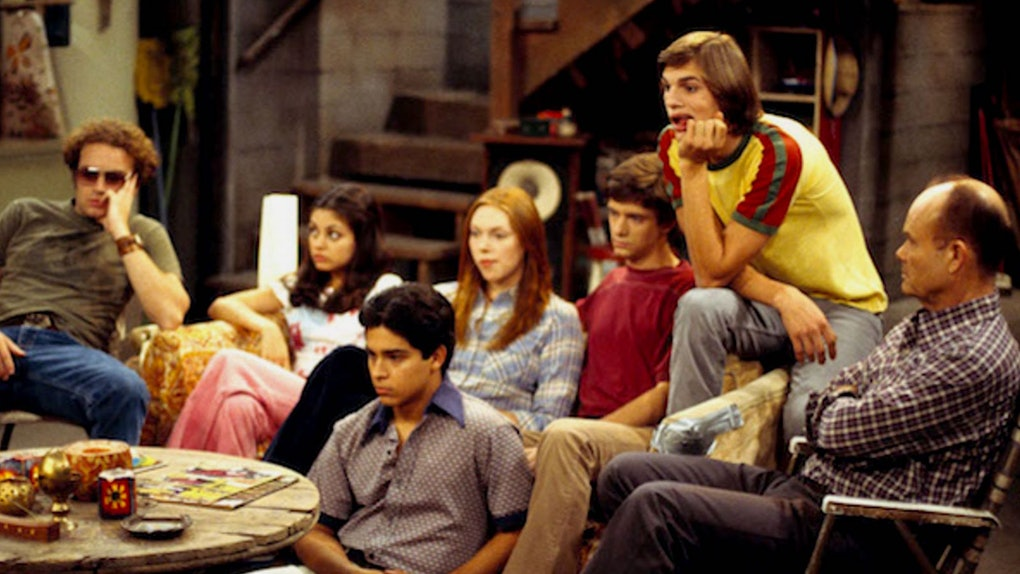 'That '70s Show' fans are tweeting their disappointment in the show leaving Netflix.