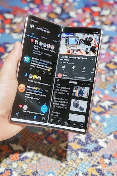 Galaxy Z Fold 2 review