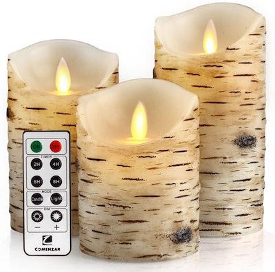 Comenzar Flickering Candles