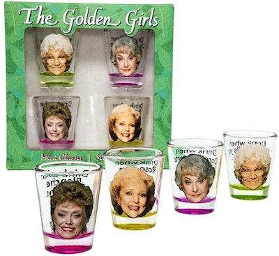 Golden Girls Shot Glasses