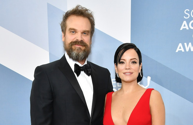 David Harbour & Lily Allen Might Get Married Soon
