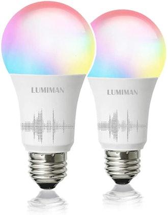 the LUMIMAN Store Smart WiFi Light Bulb