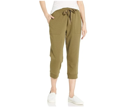 Daily Ritual Cropped Joggers