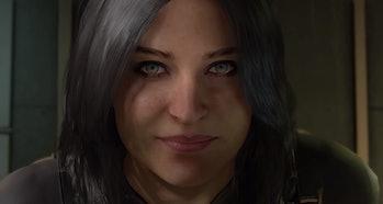 Monica Rappaccini Avengers post credits