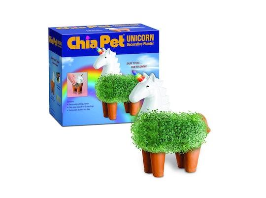 unicorn chia pet