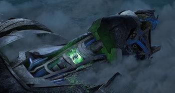 Avengers Kree Sentry Beacon Post Credits