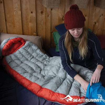 Sea to Summit Flame Ultralight Womens Down Sleeping Bag