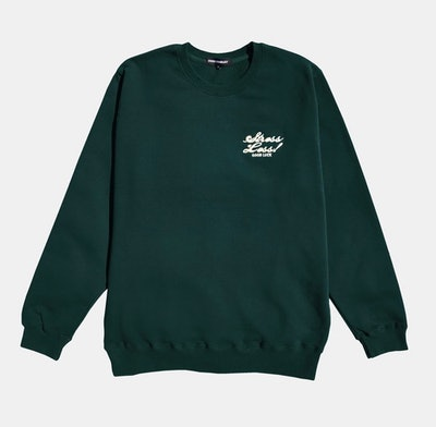 Stress Less Crewneck