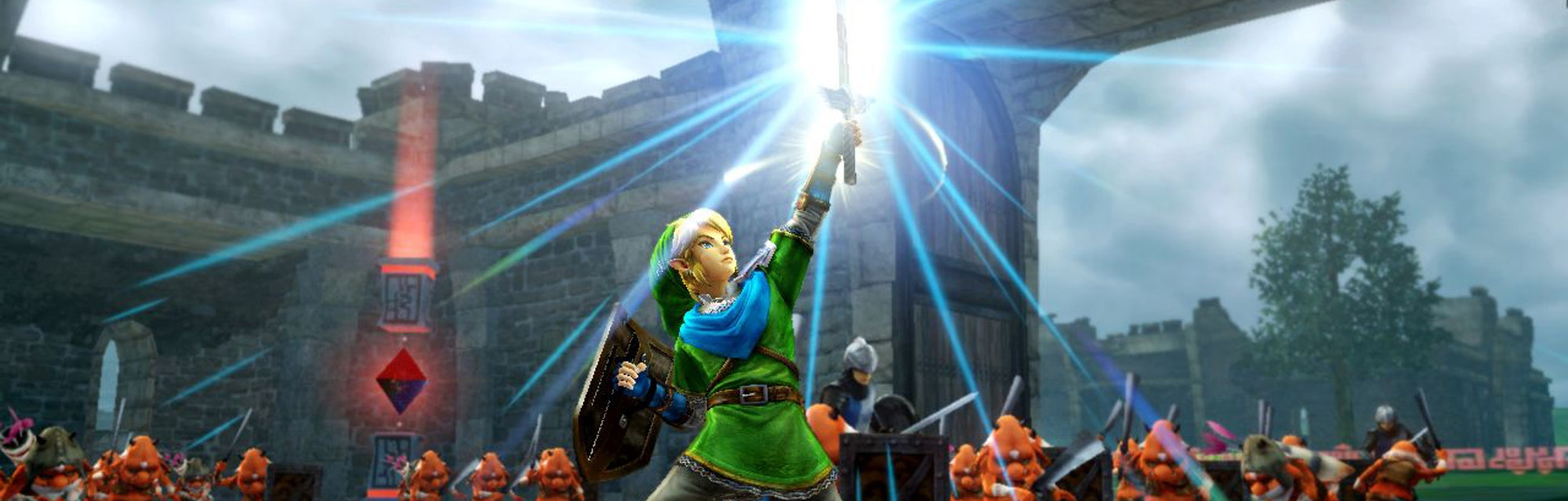 Hyrule Warriors Age Of Calamity Could Set Up Botw 2 In 1 Crucial Way