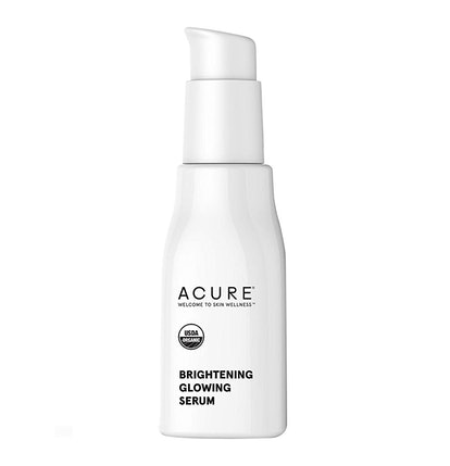 Acure Brightening Glowing Serum