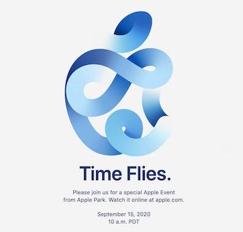 Apple Event September 15, 2020