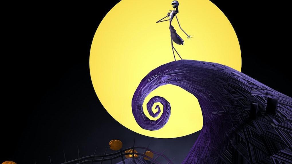 Nightmare Before Christmas is a Halloween movie on Disney+