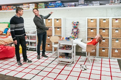 Neil Patrick Harris and David Burtka on The Home Edit via the Netflix press site