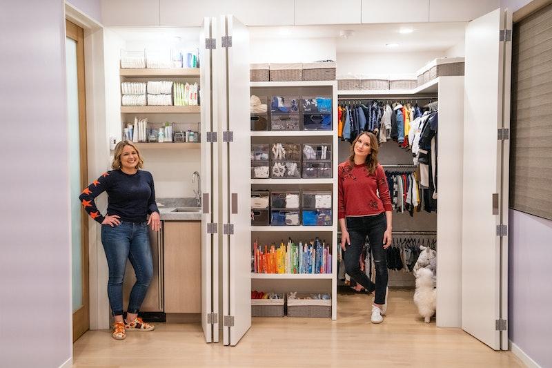 Clea and Joanna on The Home Edit via the Netflix press site