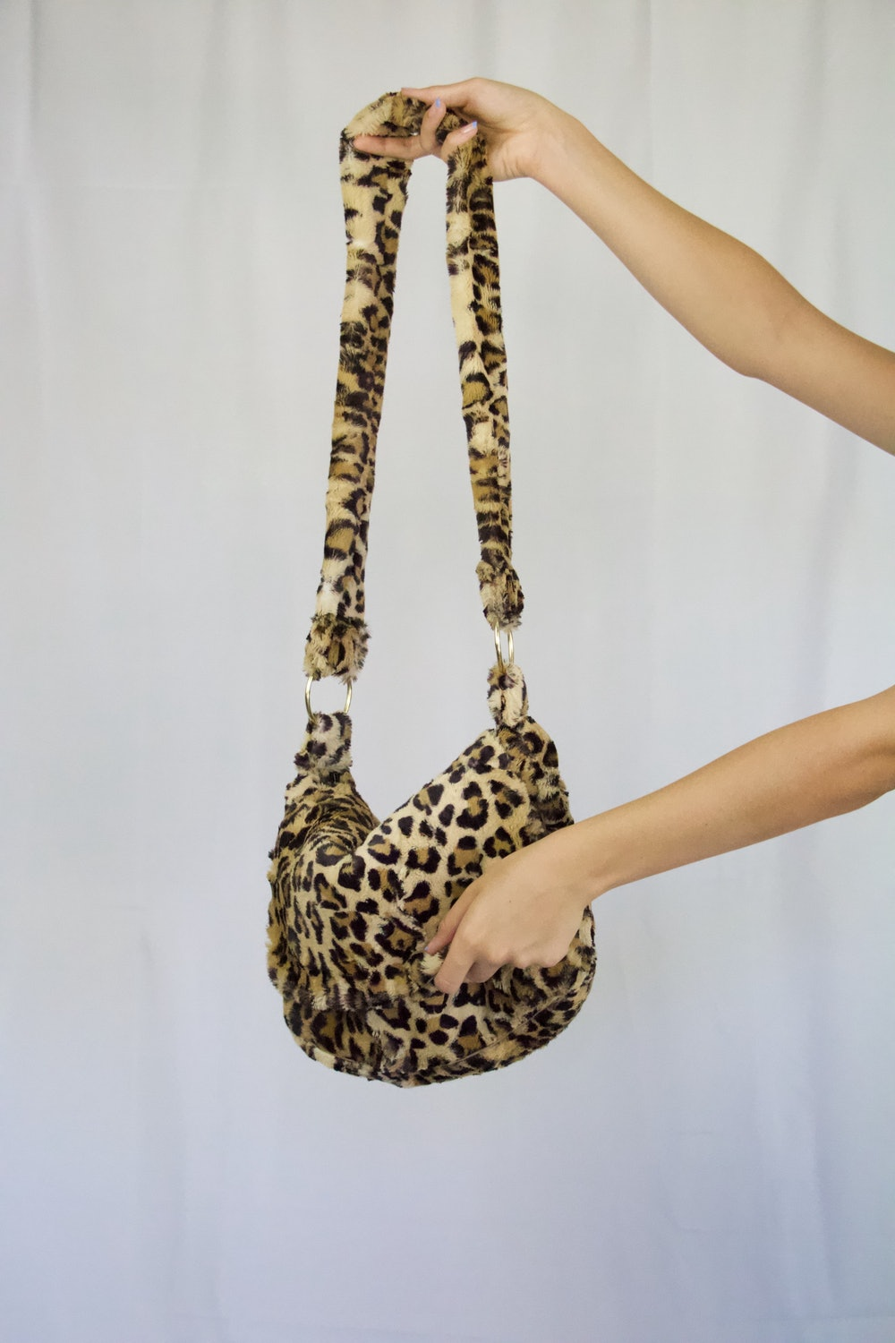 Leopard Lover Messenger Bag