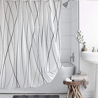 the VIS'V Store Shower Curtain