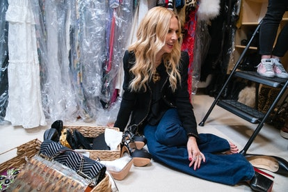Rachel Zoe on The Home Edit via the Netflix press site