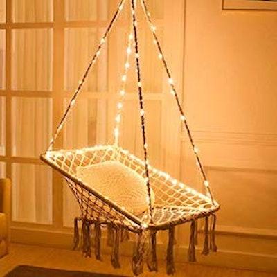 X-cosrack Hammock Chair With Lights