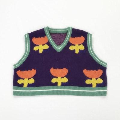 The Tulip Vest