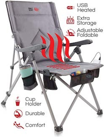 POP Design The Hot Seat, Heated Portable Chair