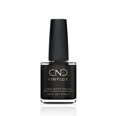 Vinylux Long Wear Nail Polish in Black Pool