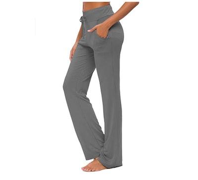 ADANKINI Drawstring Lounge Pants