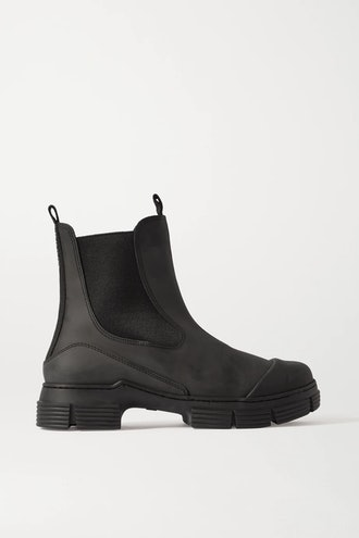 Rubber Chelsea Boot