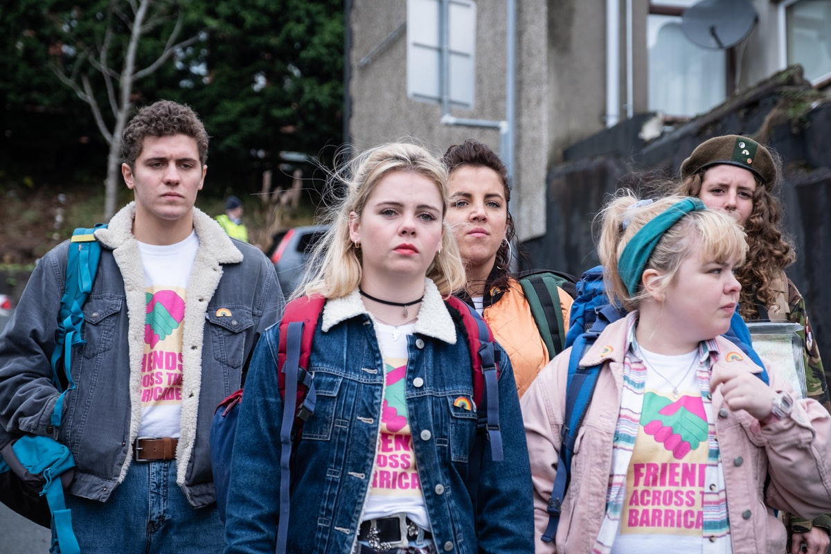 Erin (Saoirse-Monica Jackson) on 'Derry Girls'
