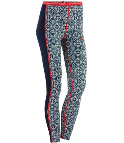 Kari Traa Women's Rose 100% Merino Wool Thermal Pants