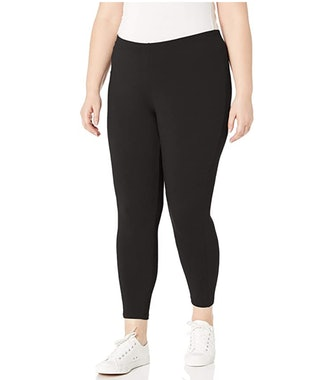 Just My Size Women's Plus-Size Stretch Jersey Legging`
