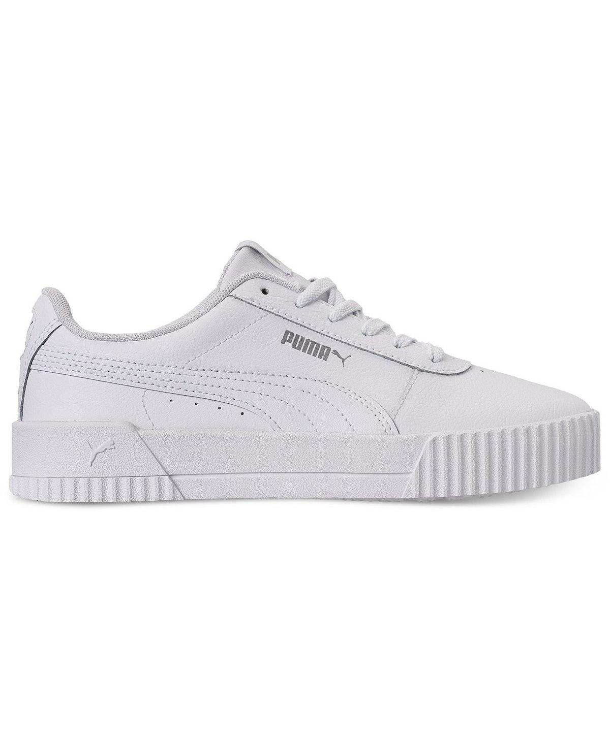 Puma Women's Carina Leather Casual Sneakers