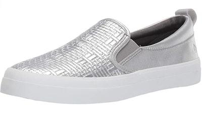 Sperry Woven Emboss Sneaker