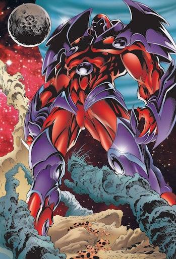 avengers 5 villain thanos onslaught x-men