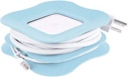 Quirky PowerCurl Cord Wrap For Mac Charger