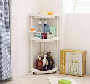 Tenby Living Corner Shower Caddy
