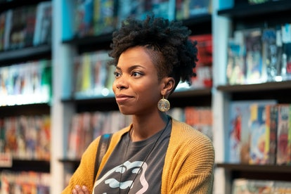 Sasheer Zamata as Ayana via Hulu's press site
