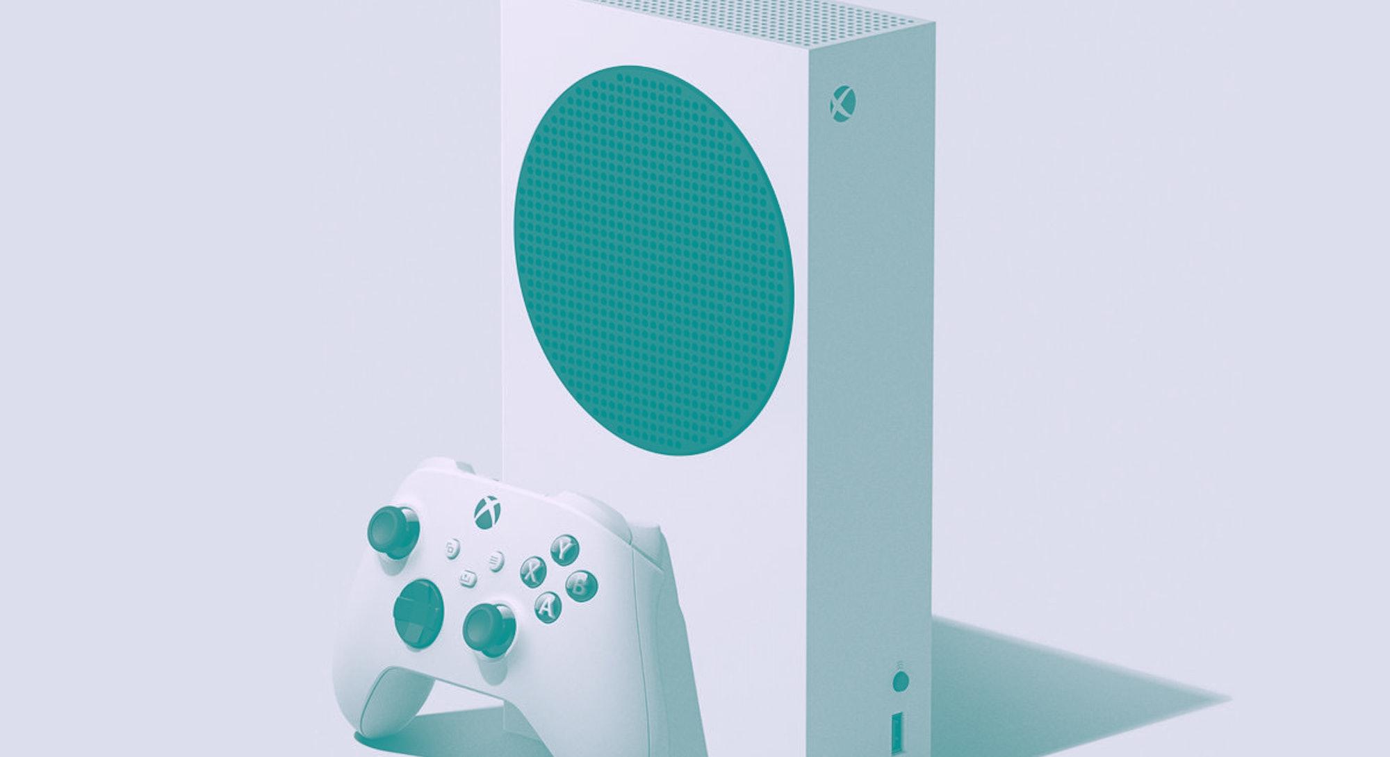The Xbox Series S
