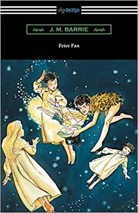 'Peter Pan' by JM Barrie