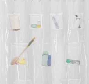Maytex Quick Dry Mesh Pockets Shower Organizer