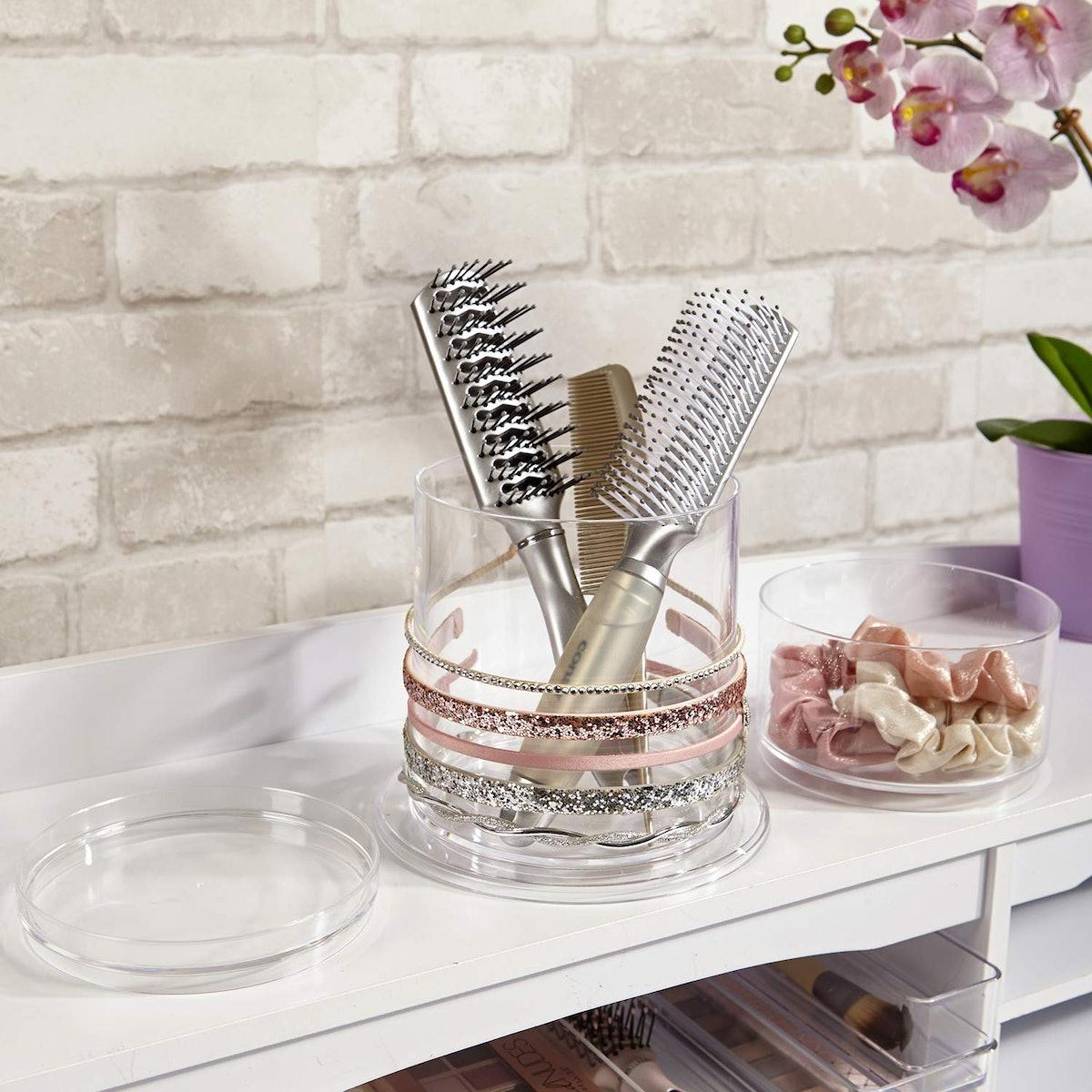 STORi Stackable Brush and Headband Organizer