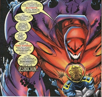 onslaught x-men marvel