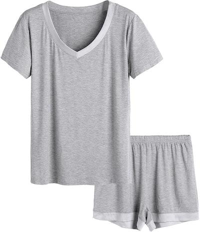 Latuza Women's Sleepwear Shorts & Pajama Set