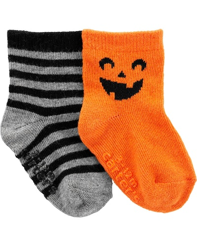2-Pack Halloween Booties