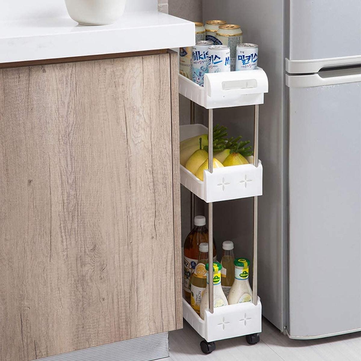 Aogist Slim Storage Cart