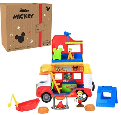 Mickey Mouse Outdoor & Explore Camper