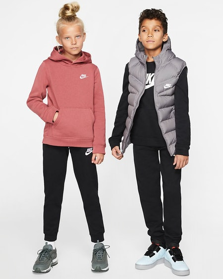 Big Kids' Pants Nike Sportswear Club Fleece