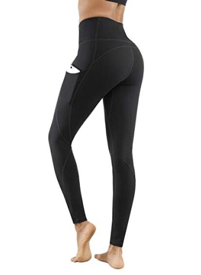 Lingswallow High Waist Yoga Pants