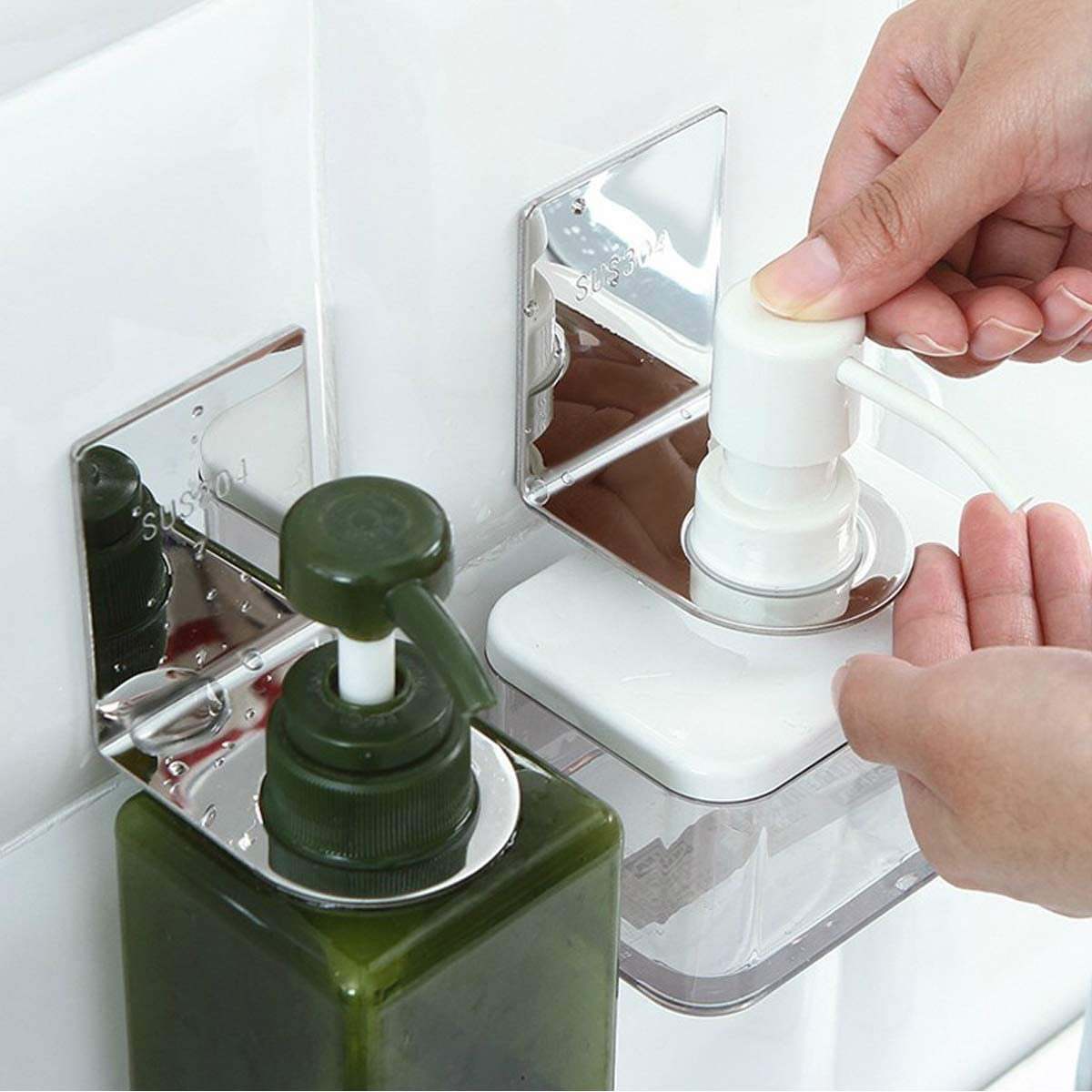 SOFTBATFY Bottle Dispenser Hooks (2 Pieces)