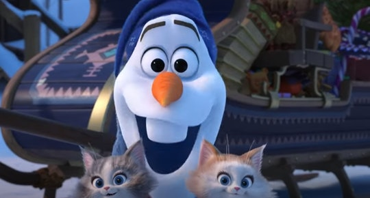 A new Disney+ short will shed light on Olaf's back story.