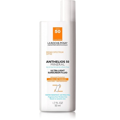 Anthelios Ultra-Light Mineral Sunscreen